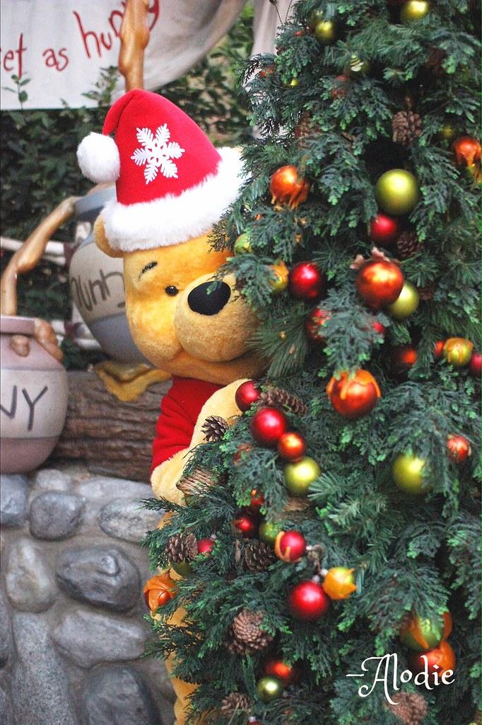merry christmas winnie the pooh nickalodieon flickr