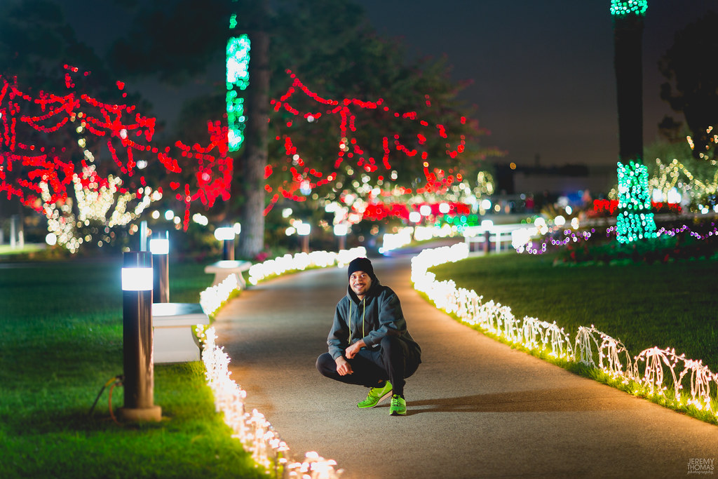 ... Christmas Lights @ Los Angeles LDS Temple | by Jeremy Thomas Photography & Christmas Lights @ Los Angeles LDS Temple | Canon 5D Mark IIu2026 | Flickr