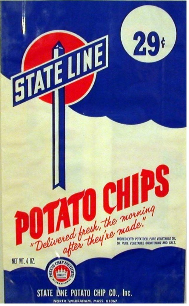 State Line Potato Chips By Chescrowel