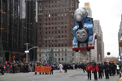 Happy Thanksgiving >> Thomas the Tank Engine- Macy's 2014 Thanksgiving Day Parad… | Flickr
