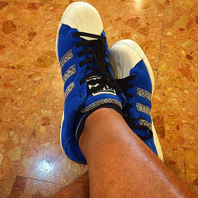 6d1a54c122a4  Adidas  RUNDMC  sneakerwatch  dailysole  SneakerOfTheDay  SneakerHead