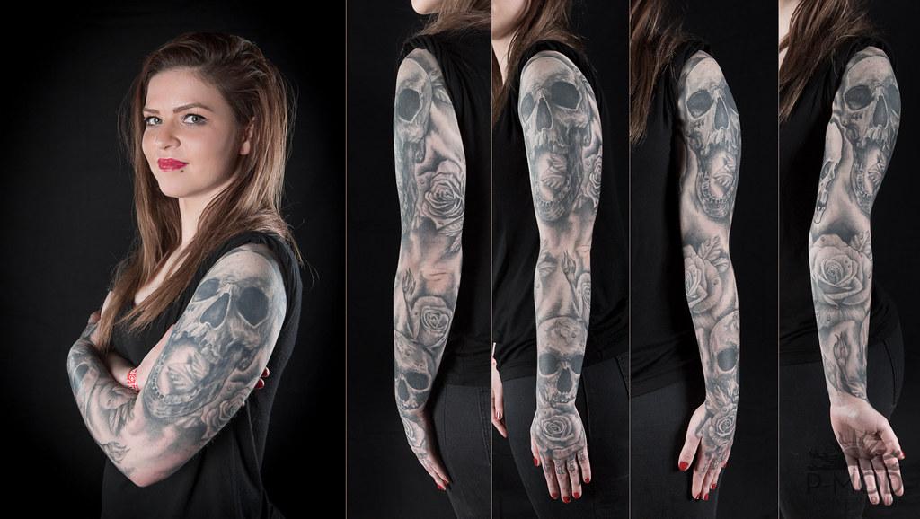Casa Tatouage mondial du tatouage 2016 - 462_julie-inked-by_fabricio-mel… | flickr