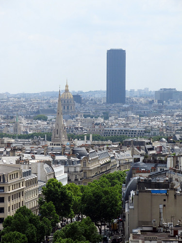 Les Invalides and Tour Montparnasse 2 | by daryl_mitchell