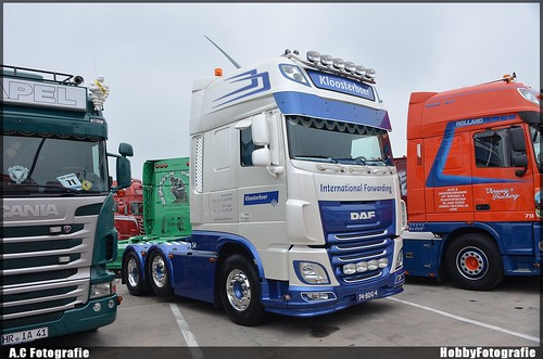 daf xf 106 transport kloosterboer hobbyfotografie www. Black Bedroom Furniture Sets. Home Design Ideas