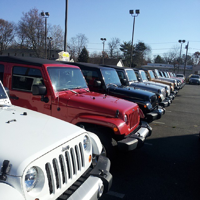 #ItsAJeepThing | By Cherry Hill Dodge Chrysler Jeep Ram