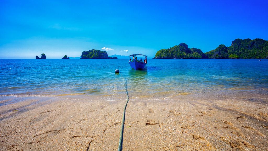 ... Tanjung Rhu Langkawi | Daylight