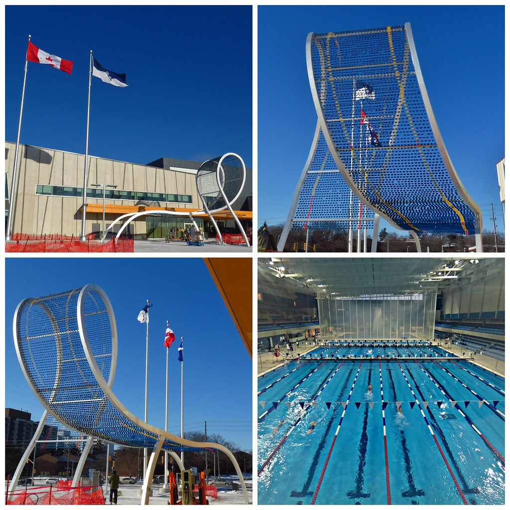 toronto pan am sports centre toronto on conceived by nor flickr