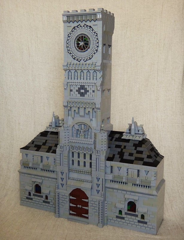 LEGO Architecture MOC: Faith in Differing Guises