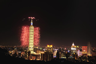 2015-new-year-taipei-101-fireworks | by Sinchen.Lin