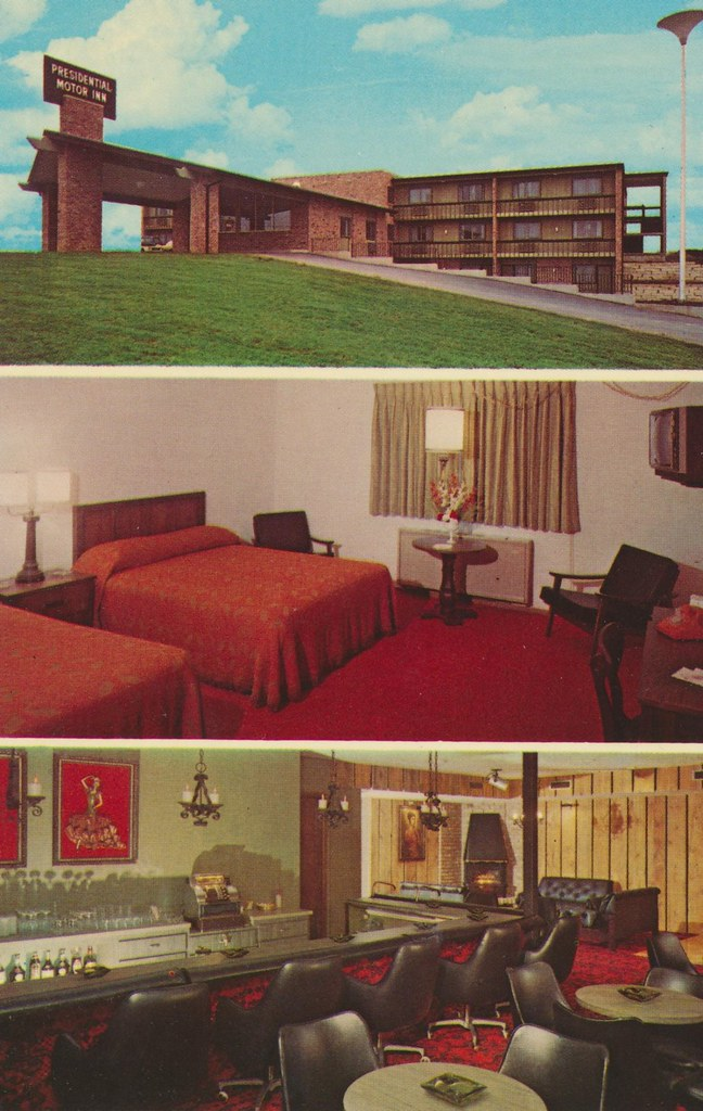 Presidential Motor Inn - West Branch, Iowa