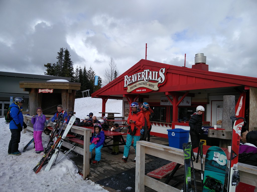 Beavertails hut