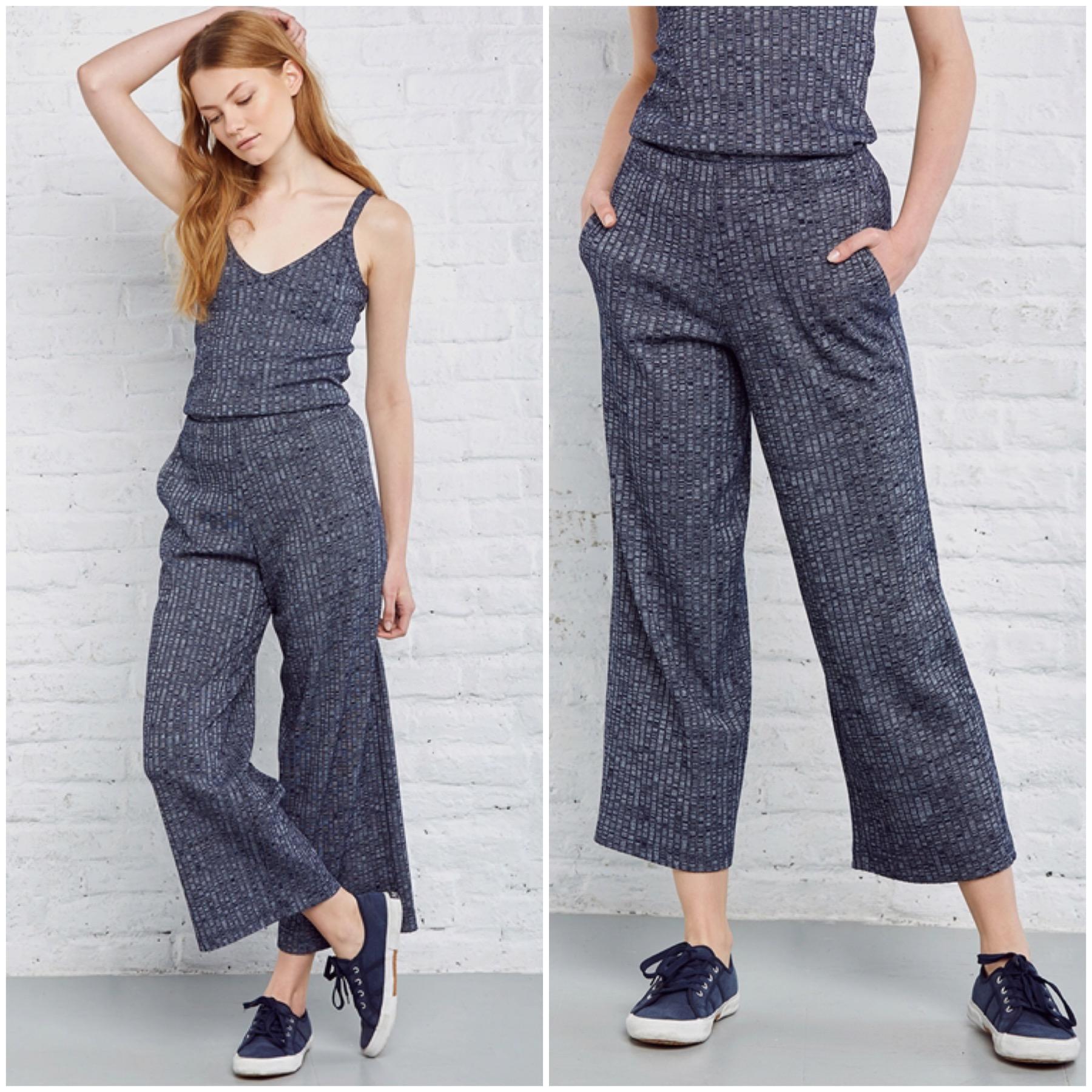 Amichi pantalones culottes