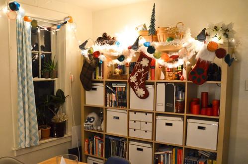 Christmas Decor - Cat Stocking