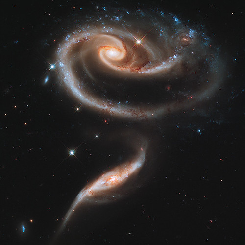 2011: Interacting Galaxies Arp 273 | by HubbleSite