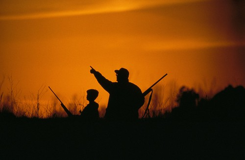 Hunting and Mentoring | by U.S. Fish and Wildlife Service - Midwest Region