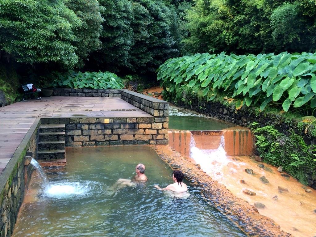 Hot Spring Baths, Furnas