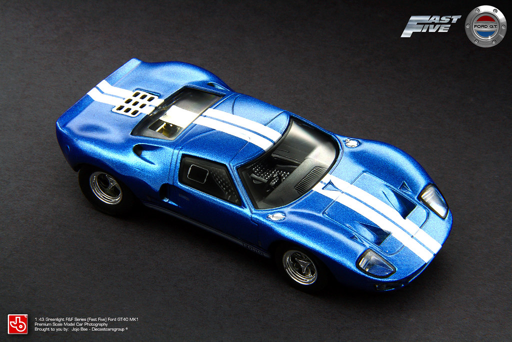 Castcarsgroup Ford Gt Mk By Jojo Bee Castcarsgroup