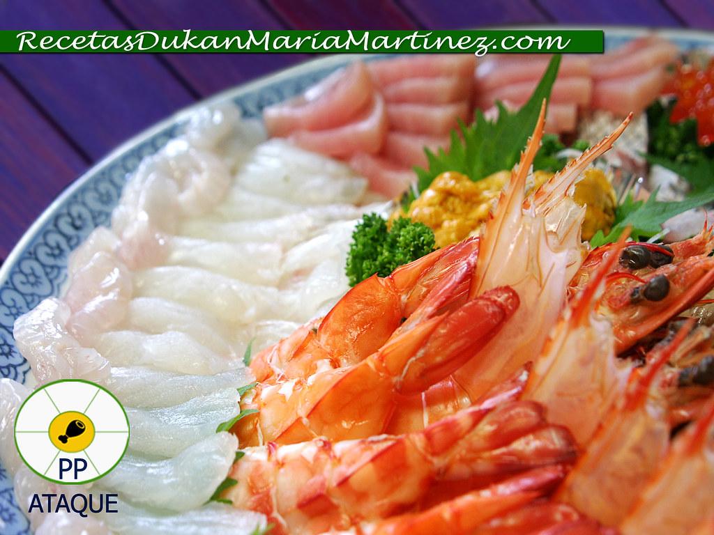 Ataque 2015 Dieta Dukan Seafood Dieta Dukan 2015 Resumen Flickr