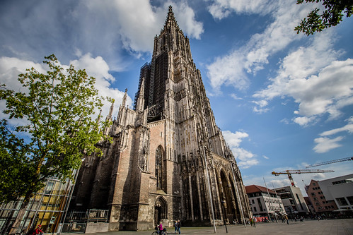 IMG_1125 - Ulm Church | by Nicola since 1972