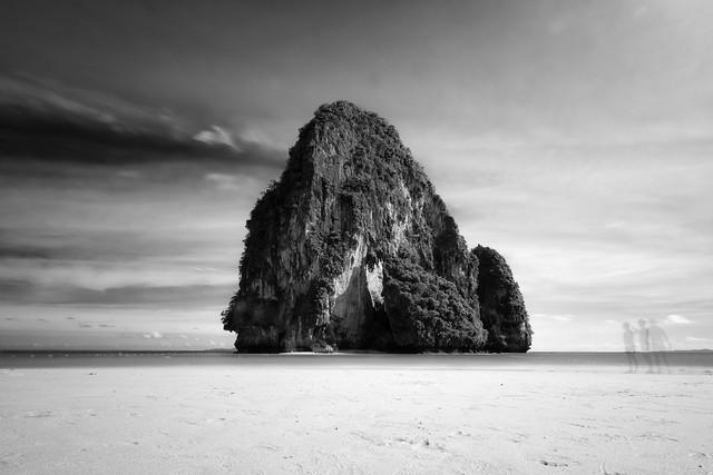 Sandstone Spires - Krabi Thailand