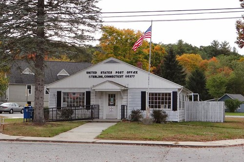 Sterling, CT post office | by PMCC Post Office Photos