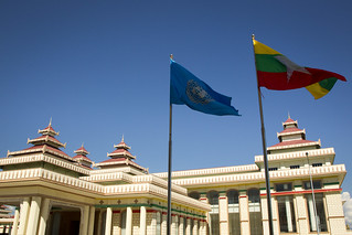 Parliament Building of Myanmar | by United Nations Photo