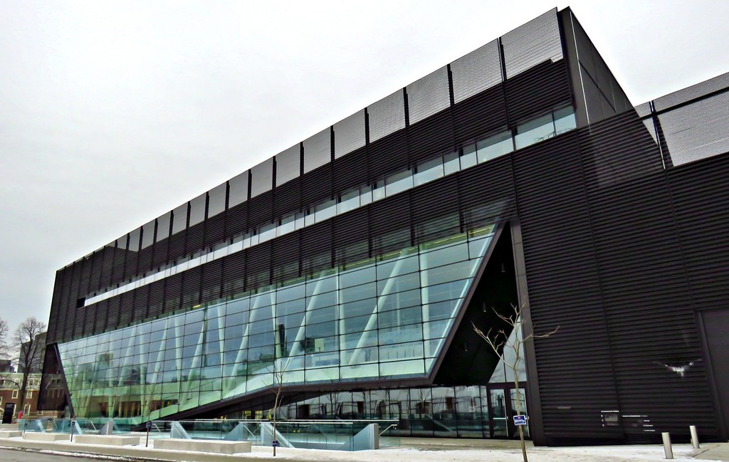 Goldring Centre for Higher Performance Sport Toronto ON