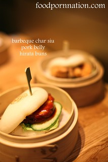 barbeque char siu pork hirata buns | by Priscilla @ Food Porn Nation
