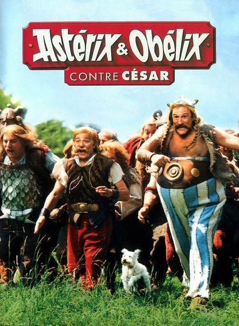 (1999) Astérix et Obélix contre César