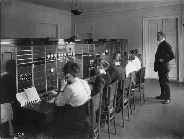 Telefoncentralen i Piteå