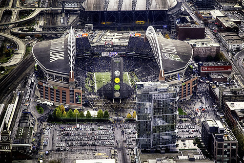 Seattle Nov 2014 An hour or so before a game | by Mobilus In Mobili