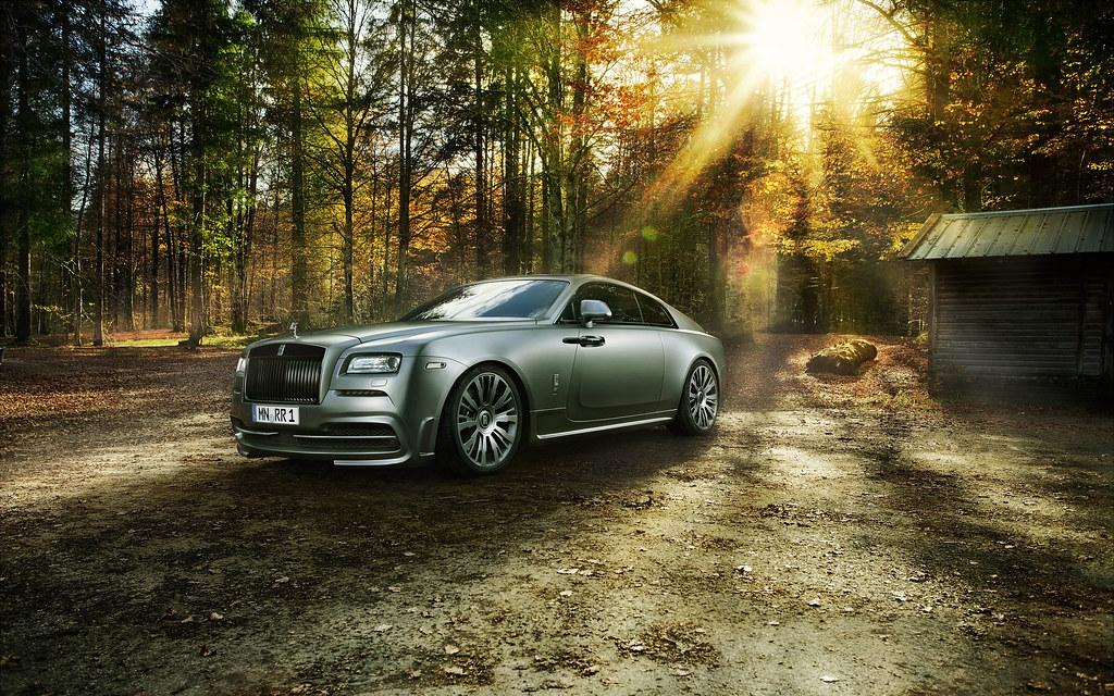 2015 Rolls Royce Wraith Spovec HD Wallpaper