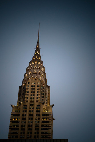 chrysler building | by Spiros Vathis