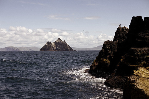 Skellig Michael | by styrovor