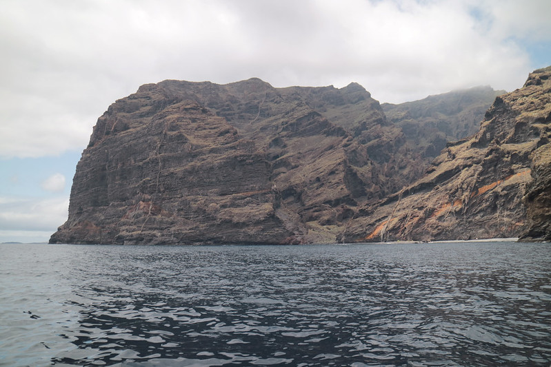 Tenerife - Puerto de los Gigantes