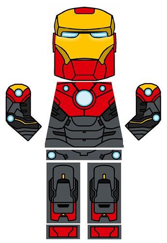lego ultimate ironman ...