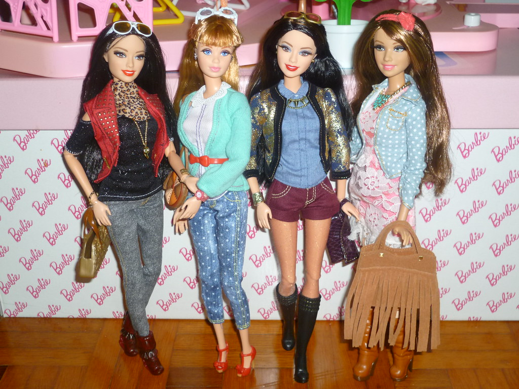 2013 14 style glam luxe barbie s friends from left raquel flickr