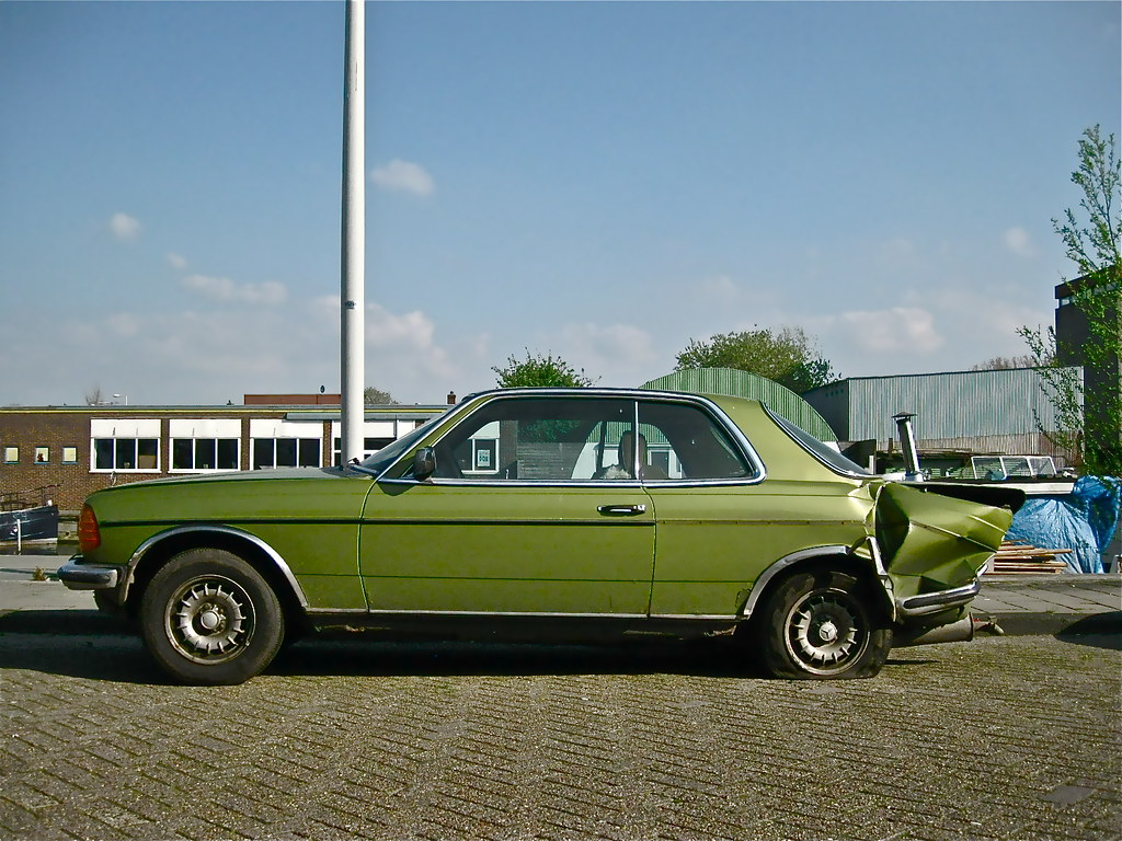 1978 Mercedes Benz W123 280ce Coupe 2746cc 6 Cylinder Engi Flickr