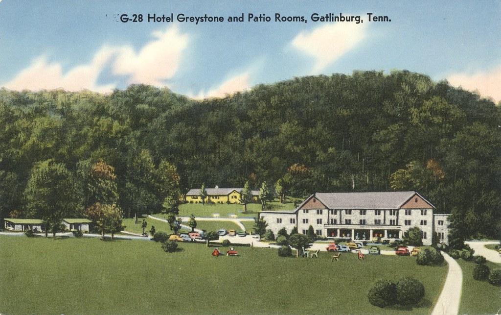 Hotel Greystone - Gatlinburg, Tennessee