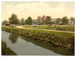 [The park, Taunton, England] (LOC) | by The Library of Congress