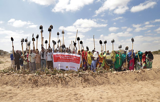 ICP Farmer Training | by ActionAidSomaliland