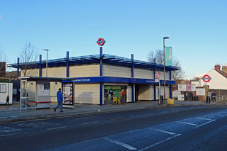 Colindale station | by diamond geezer