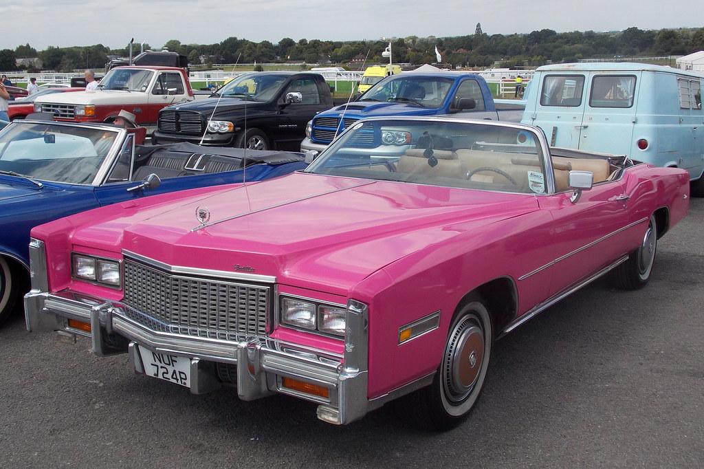 1976 Cadillac Eldorado Convertible Buster Lang S All Ameri Flickr