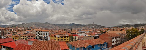 Cusco Panorama from Hotel Warwari Rooftop Patio | by fightgravity4evr