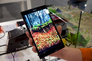 Sony Xperia Z3 Tablet Compact - Riga photo show 2014 | by Janitors