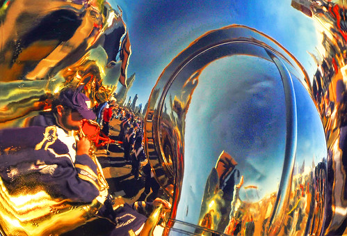 Tuba Distortions | by Bill Gracey 22 Million Views