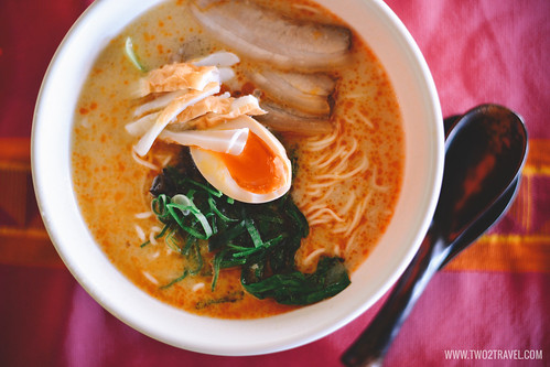Tonkotsu Ramen, Baguio Country Club / © Owen Ballesteros www.two2travel.com | by Two2Travel