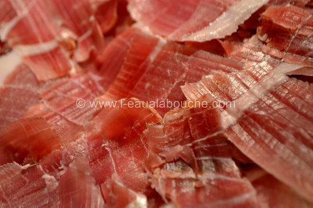 Salade au Chèvre Chaud et Jambon Cru © Ana Luthi Tous droits réservés 13