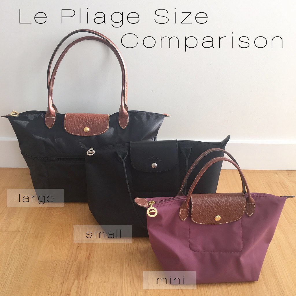 dimension sac long champ pliage long champ small tote le