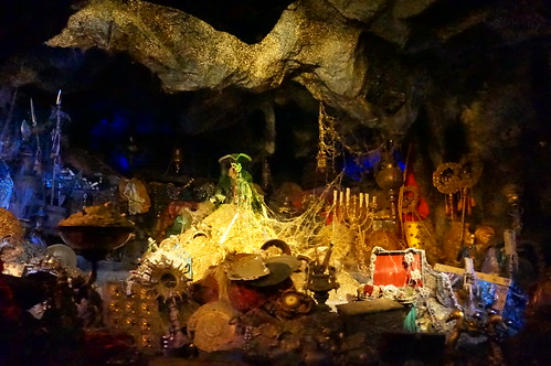 Pirates of the Caribbean - Treasure Room | by Disney, Indiana